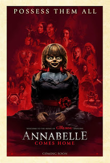 Annabelle Comes Home First Look Poster 2