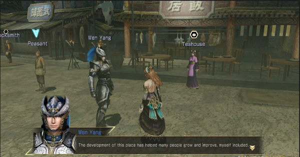 Dynasty Warriors 8: Empires PSN (USA) PS3 ISO Screenshots #1