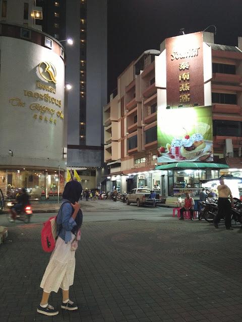 wisata perbatasan thailand - malaysia