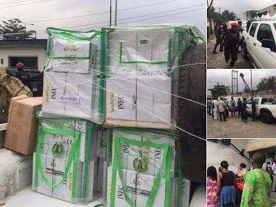 INEC Confirms Election Violence
