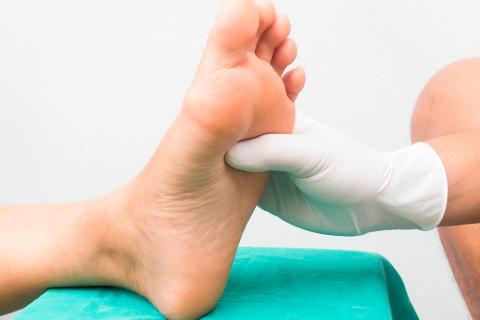 cuidado de los pies en la diabetes