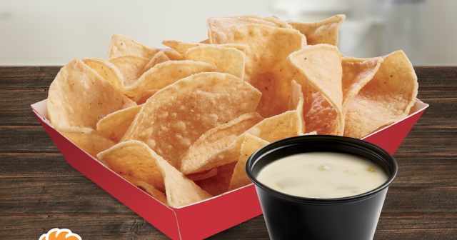 Free Chips & Queso at Del Taco with Purchase Through September 28, 2017 | Brand Eating