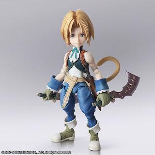 "Figuras: Imágenes de los Bring Arts Yitan Tribal & Garnet Til de ""Final Fantasy IX"" - Square Enix"
