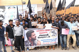 Tamil Actor Simbu (Silambarasan) Press Meet on Jallikattu Issue  0002.JPG