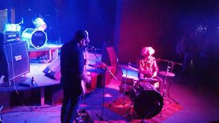 Chateau Brutal - Live Red Studio Douai 09/09/2017. Garage rock