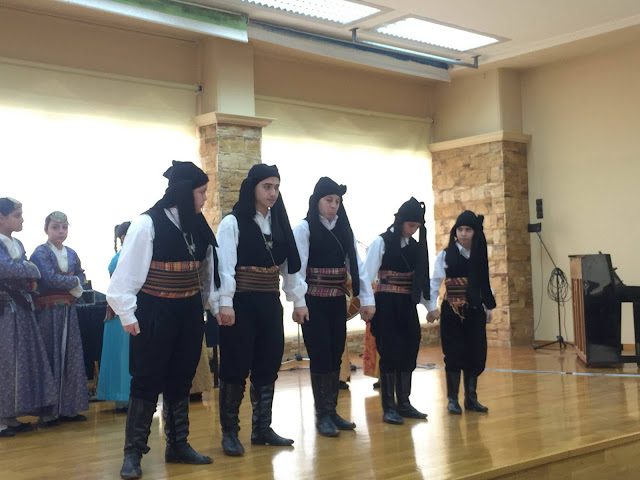 Με χορό και τραγούδι έκοψε την βασιλόπιτα η Εύξεινος Λέσχη «Καπετάν Ευκλείδης»