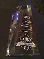 Search Marketing Landy Award