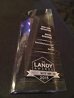 Search Marketing Landy Award