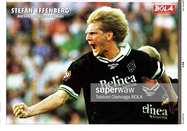 STEFAN EFFENBERG BAYERN MUENCHEN 1998
