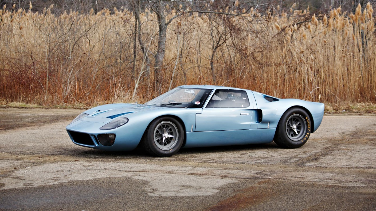 1966 Ford GT40 MK1 Road Coupe: $3,300,000