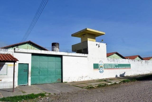 Resultado de imagem para fotos da penitenciaria de parnaiba