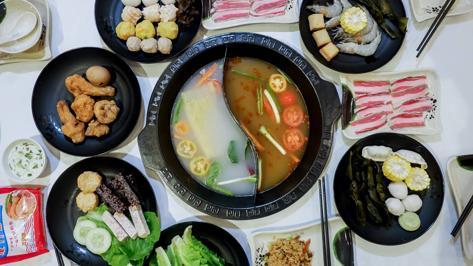 Merry Time Hotpot an Authentic eat-all-you-can Chinese Buffet Restaurant in CDO!