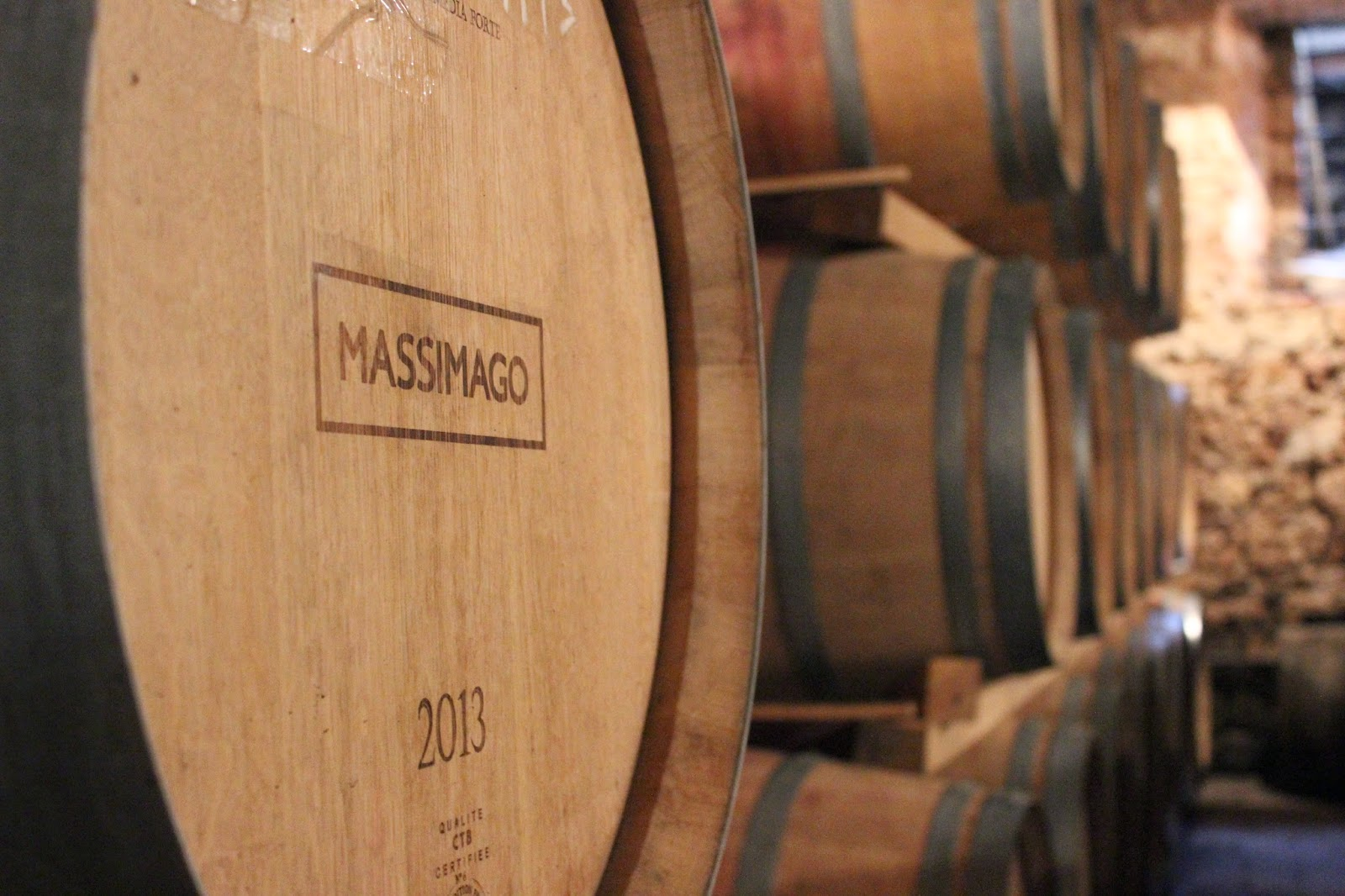 Massimago winery in Mezzane Valley