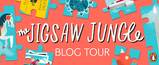 Jigsaw Jungle by Kristin Levine - a book review