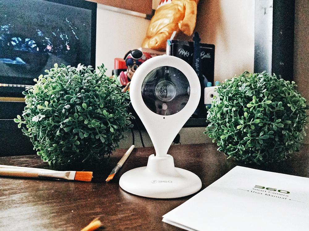 How I Keep an Eye on Home While Travelling: Qihoo 360 Smart Camera