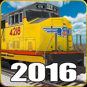 Train Simulator 2016 HD Mod Apk 1.0.1 Mod Money
