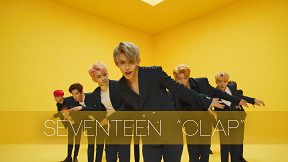 "Featured Post: ""SEVENTEEN Returns with Applause-worthy Clap"""