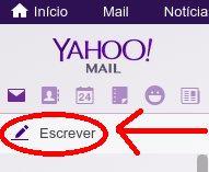 Como mandar um Yahoo Mail