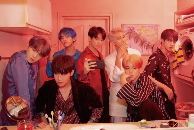 """BTS estrenan hoy """"Map of the Soul: Persona"""", su nuevo álbum"""