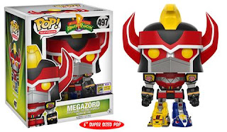 "Pop! Power Rangers – 6"" Megazord."