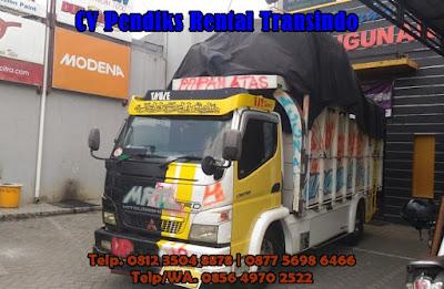 Jasa Angkutan Truk Jogja Surabaya