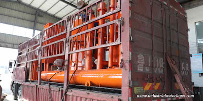 Palm  oil extraction equipment exports to Malaysia