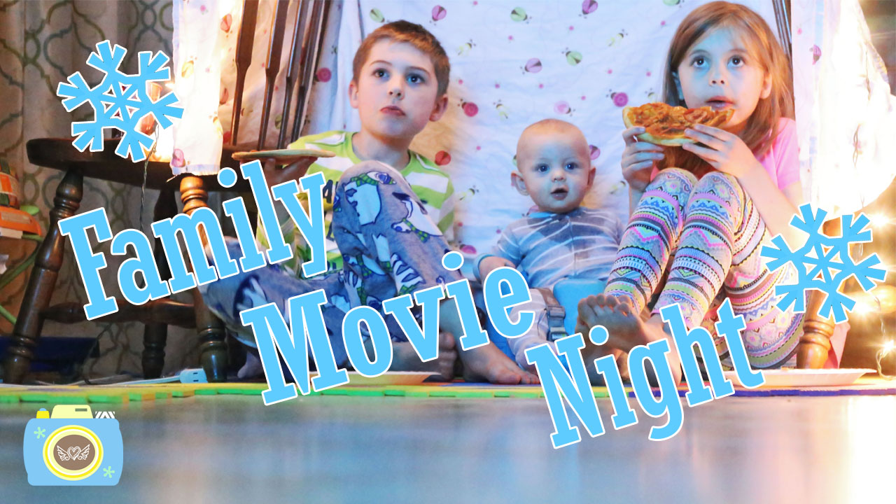4 Tips for a Winter Family Movie Night