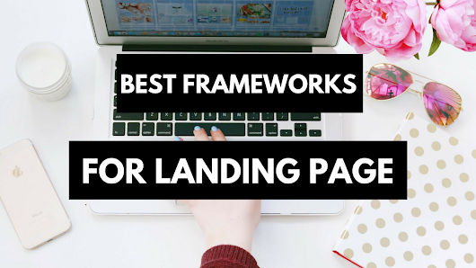 The best Free Frameworks to start your own Landing page on Wordpress - Landing Page Design