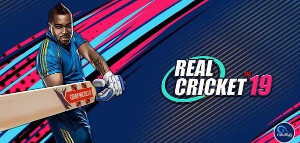 Real Cricket™ 19 v2.4 (Mod Money/Unlocked)