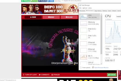 Awas Situs Nonton Film Bajakan Online Mengandung Malware Cryptocurrency!