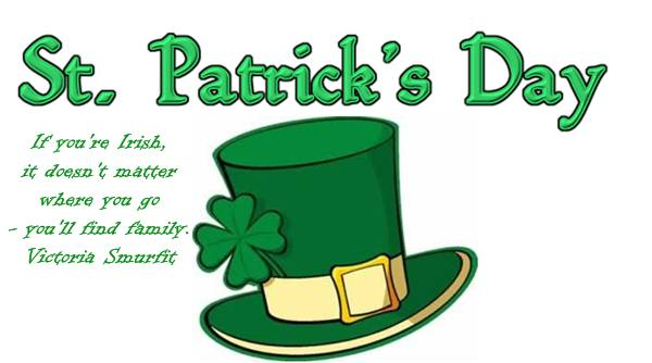 Patrick's day 2017 SMS, Wishes, Quotes