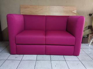 service dan ganti kain sofa minimalis