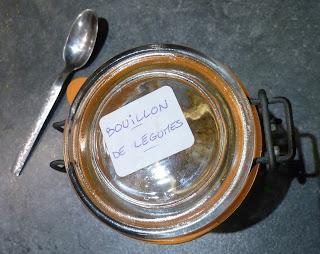 Bouillon de légumes fait maison - unpeuplusgreen