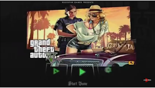GTA San Andreas MOD GTA V Android 300MB Apk Support All GPU