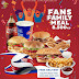 Dairy Queen Kuwait - Fans Family Meal