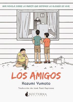 Resultado de imagen de los amigos kazumi yumoto