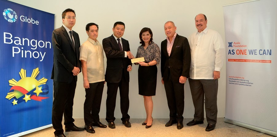 Huawei Philippines donates $30,000 for typhoon victims