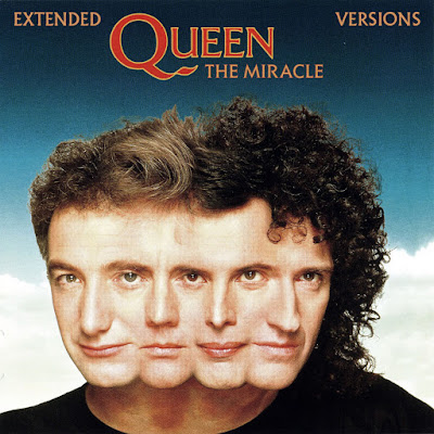 Queen - The Miracle (Extended Versions)