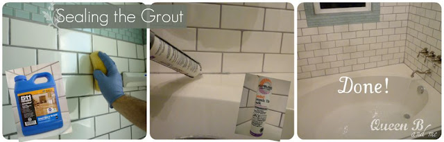 Subway Tile Tutorial Part 2! How to transform your bathroom into something beautiful!