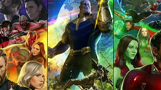 Marvel has released the official MCU Timeline leading upto Infinity War