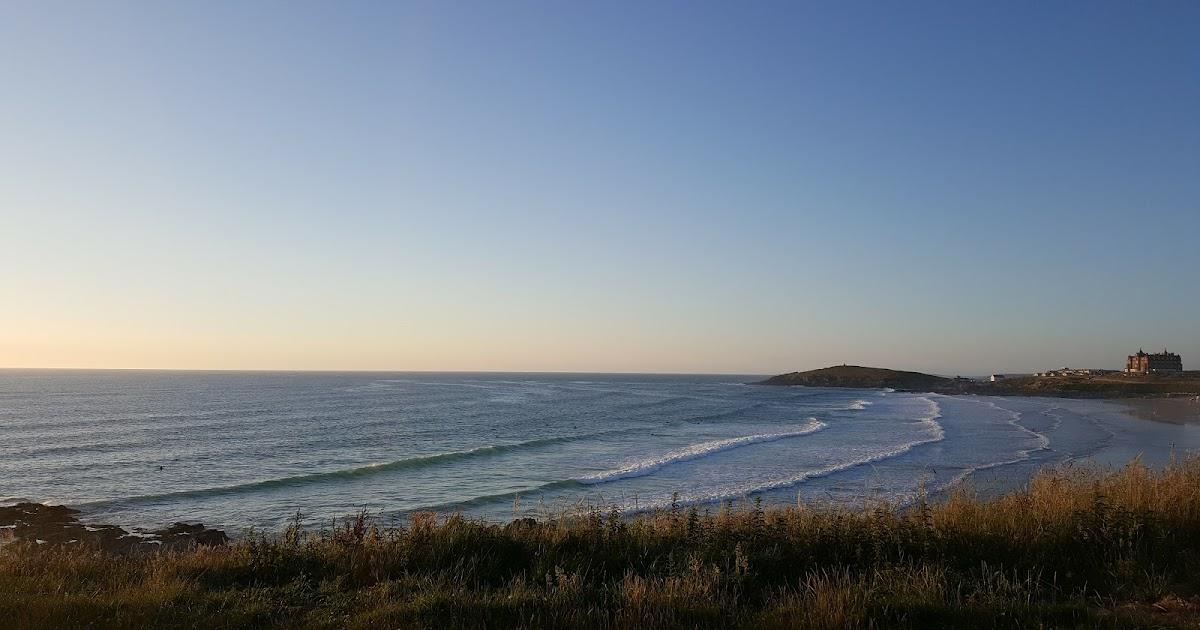 Newquay Night Surf 2017