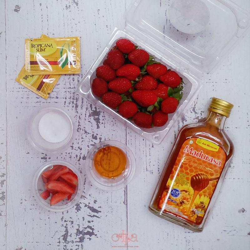 Yogoberries Granola Parfait Recipe Langkah Pembuatan