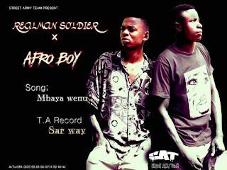 RealMan Soldier Ft. Afro Boy - M.Baya Wenu