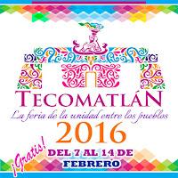 Feria tecomatlán 2016