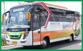 Jadwal Keberangkatan Bus Shuttle Summarecon
