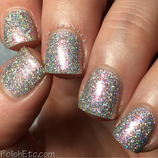 KBShimmer - Pearls Gone Wild - Collaboration with McPolish