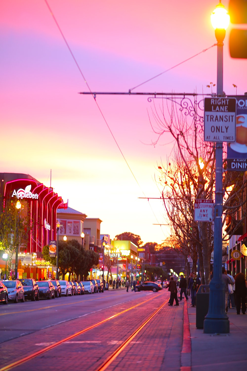 Crystal Phuong- Travel Blog- Sunset in San Francisco
