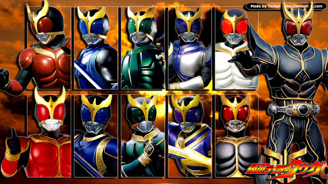 Download Kamen Rider Kuuga Sub Indo