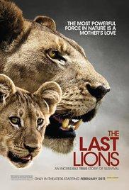 Watch The Last Lions Online Free 2011 Putlocker