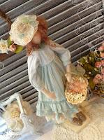 кукла бохо тильда
